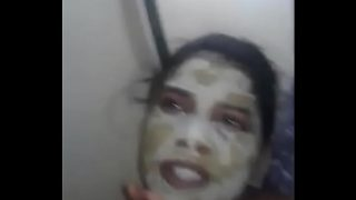 Indian couple bathroom sex,tight pussy penetration