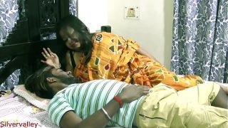 Indian hot housewife fucking infront of husband!!  Best Indian wife sharing sex with Hindi audio