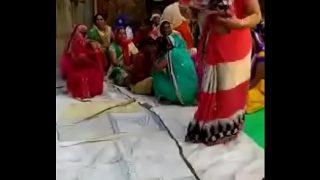 Indian sexy bhabhi dance