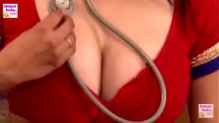 savita bhabhi hot red saree – mallu aunty best hot scene hindi – savita bhabhi romance video
